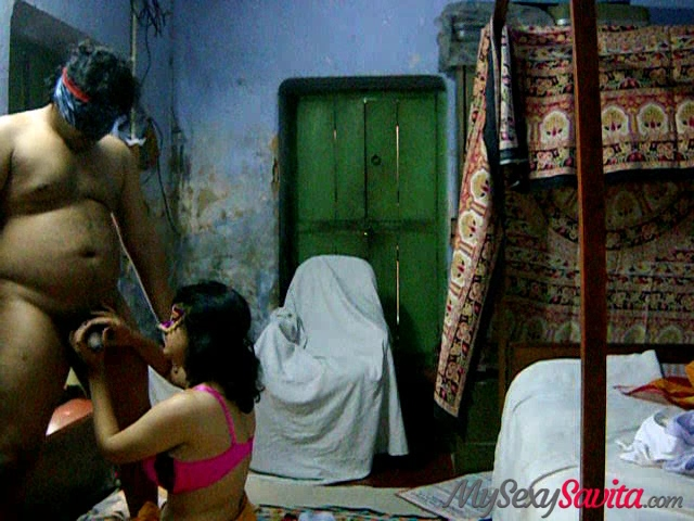 Savita gal 26. Savita bhabhi giving her husband a suc